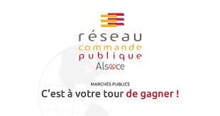 Réseau commande publique Alsace