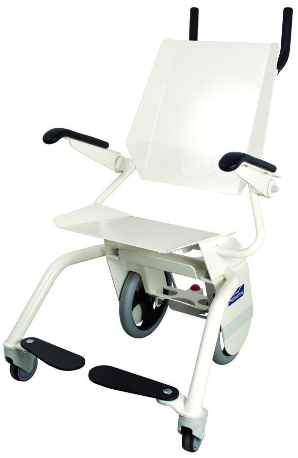 chaise de transfert imperm able tweegy 50 cm encastrable blanc r sistant aux projections d. Black Bedroom Furniture Sets. Home Design Ideas