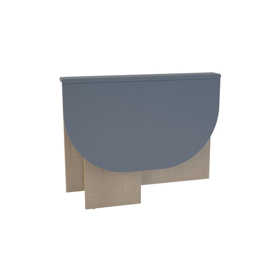Table Rabattable Petit Espace table rabattable avec fixation murale tombelaine - 90 x 51 cm