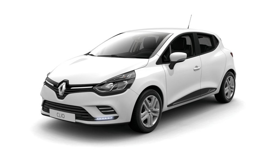 Clio Business Energy dCi 90 eco 2 82g coloris blanc 4 CV - 90 CH - CO2 82 g/km