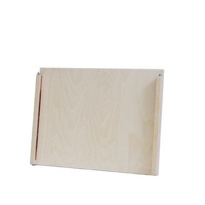 tableau en bois pour accrocher ou dcrocher du mur les tableaux tactiles musicaux etc - Accrocher Tableau Mur