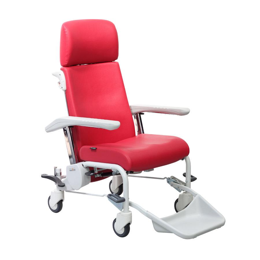 fauteuil vesta dossier inclinable frein centralis arri re frein ind pendant avant assise. Black Bedroom Furniture Sets. Home Design Ideas