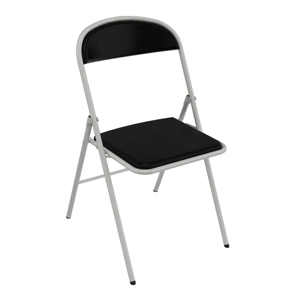 chaise pliante aluminium chaise pliante en aluminium coloris gris galet orlando with chaise. Black Bedroom Furniture Sets. Home Design Ideas