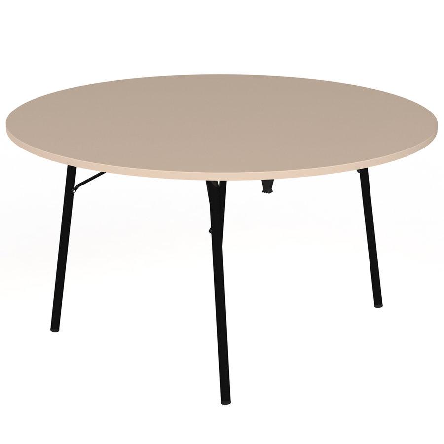 table pliante visa ronde 140 cm pi tement poxy. Black Bedroom Furniture Sets. Home Design Ideas
