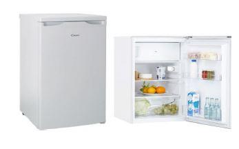 R frig rateur table top 109 l candy cctos542w sans - Refrigerateur table top sans freezer ...