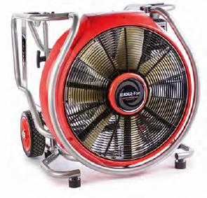 Ventilateur MT280 Easy Pow'Air 11,7 CV Honda