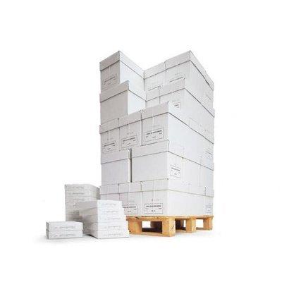 Carton de 5 ramettes de papier A4 blanc 80g Inapa tecno multispeed