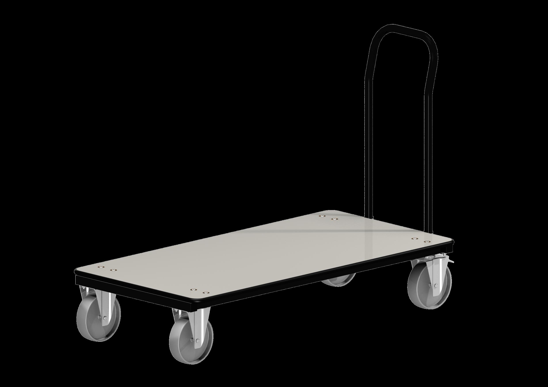 Chariots UGAP transport pliantes pour tables de tQBoCshdxr