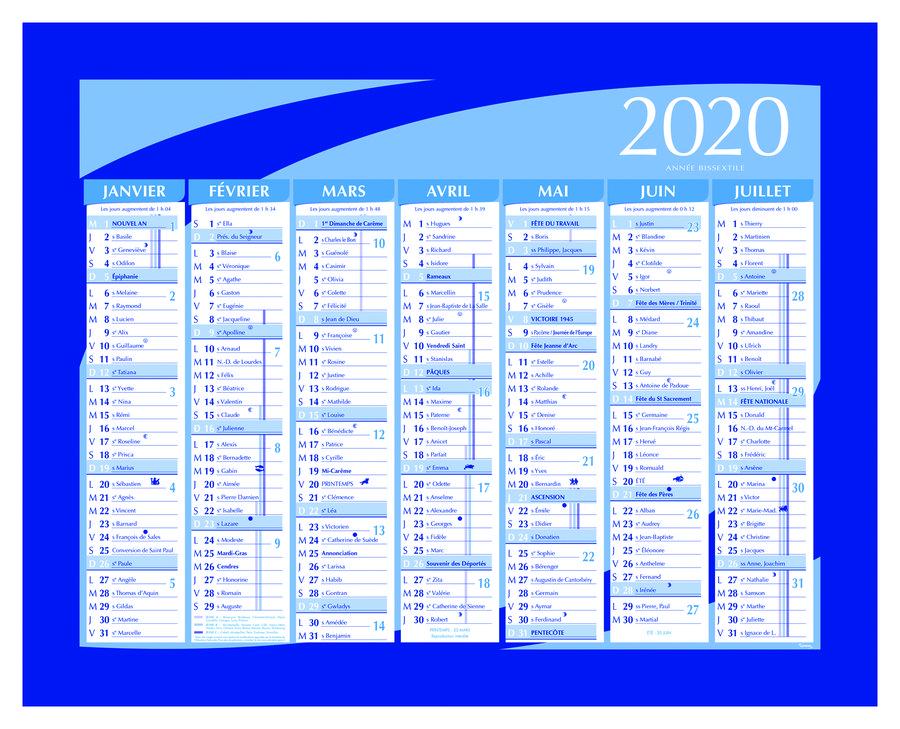 Dofus Calendrier 2020.Calendrier 2020 Fetes