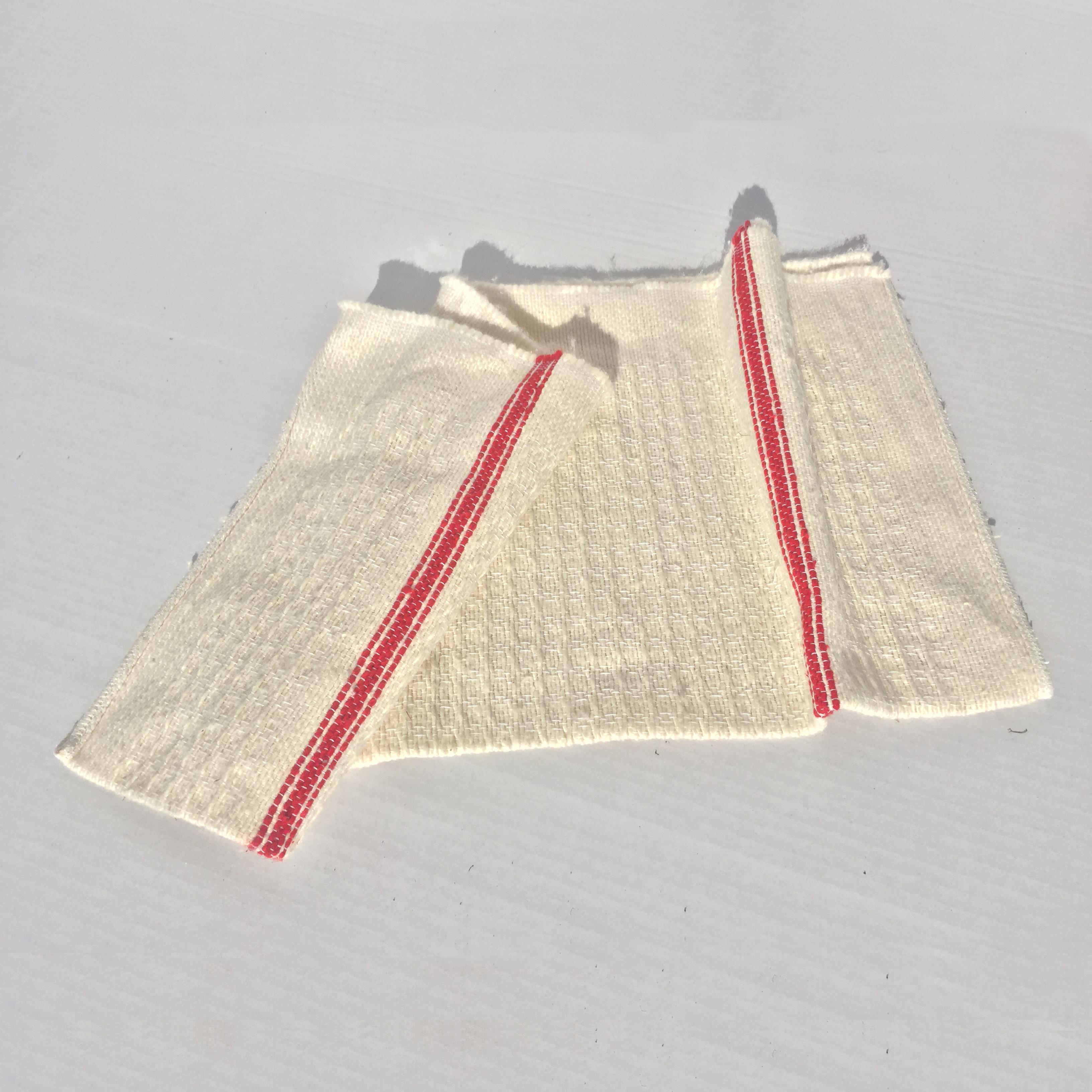 24 cm 180 g Ultra absorbant et d/égraissant Recharge//T/ête de Balai Serpill/ère 2 x Serpilli/ère Coton Professionnelle