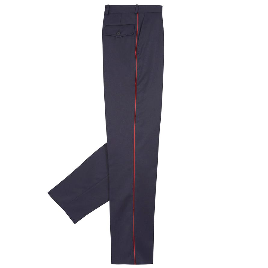Pantalon homme en tissu lourd 55 % polyester