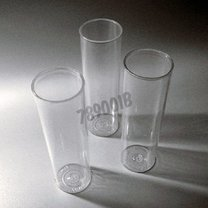 Tube drosophile 25 x 95 mm PS plateau x 500