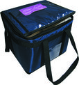 Sac isotherme bleu marine ISOBAG LP 36 l pour isobox lp volume 25 l dim ext 560 x 340 x 240 mm