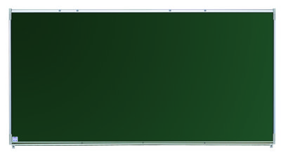 Tableau Mural Simple 100 X 200 Cm Fond Vert