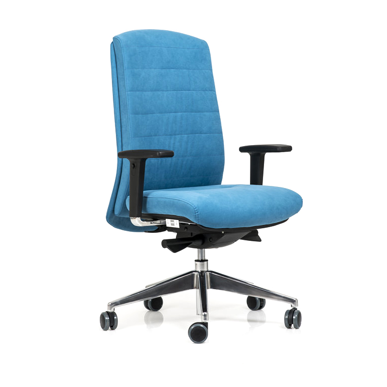 Fauteuil de bureau Sir James - microfibre