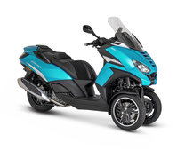 Scooter Métropolis Allure Midnight Blue (13'' ABS) 400cc 5 CV - 11 CH - 89 g/km