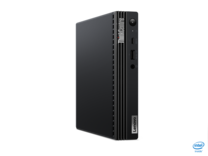 PC bureau Lenovo M70q i5-10400T - 512 Go SSD - DDR4 16 Go - Windows 10