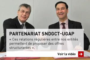 PARTENARIAT SNDGCT-UGAP | « Ces relations régulières entre nos entités permettent de proposer des offres structurantes ».