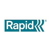 Logo RAPID, agrafes et perforatrices