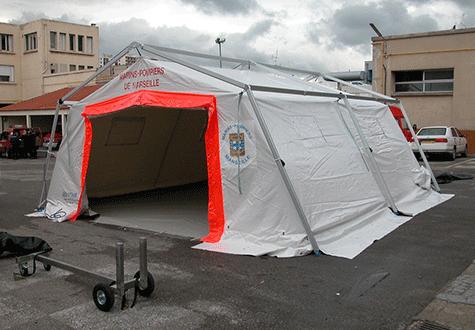 Tente TM/TMS & Tente du0027urgence