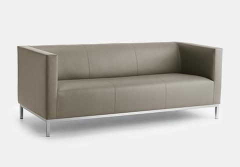 Mobilier d'accueil et détente EHPAD canapé