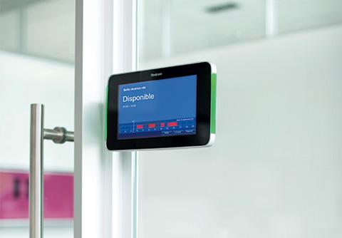 Mobilier d'accueil et détente mediascape tablette