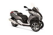 Scooter 3 roues - Peugeot Metropolis 400