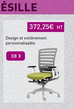 Siège de bureau E8