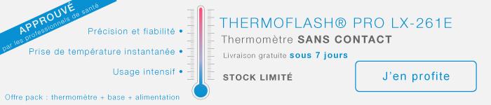 ThermoFlash® PRO LX-261E