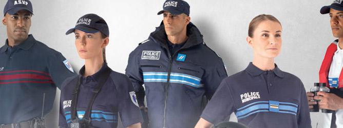Equipements de Police Municipale